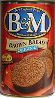 B&M Canned Bread